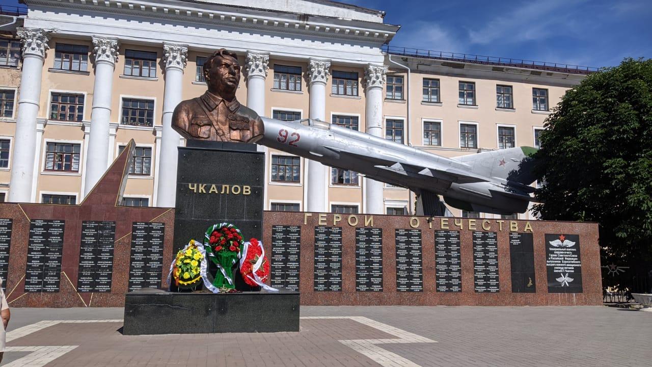 Kranzniederlegung Borissoglebsk
