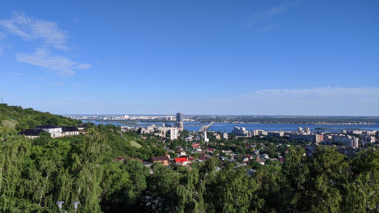 Kranzniederlegung Saratov